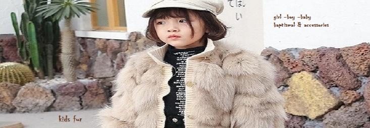 child furs
